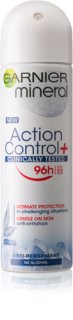 Garnier Mineral Action Control + antitranspirante en spray