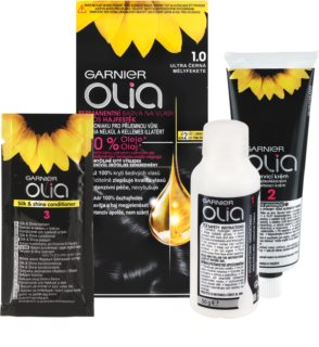 Garnier Olia coloration cheveux