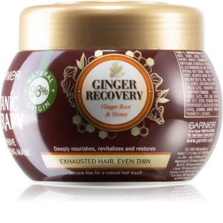 Garnier Botanic Therapy Ginger Recovery Mask For Thin, Stressed Hair