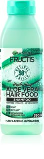 Garnier Fructis Aloe Vera Hair Food Moisturizing Shampoo For Normal To Dry Hair