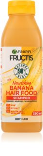 Garnier Fructis Banana Hair Food Nourishing Shampoo For Dry Hair