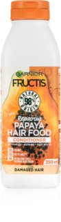 Garnier Fructis Papaya Hair Food Regenerating Conditioner For Damaged Hair