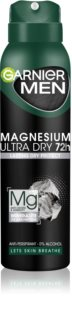 Garnier Men Mineral Magnesium Ultra Dry anti-transpirant pour homme