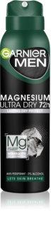 Garnier Men Mineral Magnesium Ultra Dry antiperspirant pro muže
