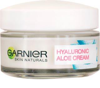Garnier Skin Naturals Hyaluronic Aloe crema nutritiva