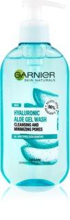 Garnier Skin Naturals Hyaluronic Aloe čistilni gel