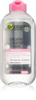 Garnier Bio Cornflower agua micelar para pieles sensibles