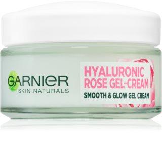 Garnier Skin Naturals хидратиращ и озаряващ крем за лице