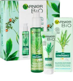Garnier Bio Citronnelle coffret cosmétique I.