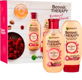 Garnier Botanic Therapy Ricinus Oil Cosmetic Set I. (For Weak Hair)