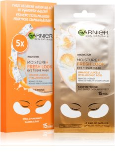 Garnier Skin Naturals Moisture+ Fresh Look ensemble de masque en tissu 5 ks