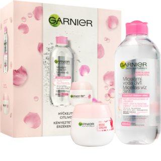 Garnier Skin Naturals coffret cadeau (peaux sensibles)