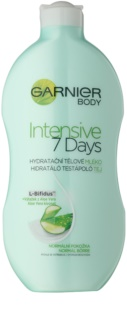 Garnier Intensive 7 Days Fugtende bodylotion Med Aloe Vera