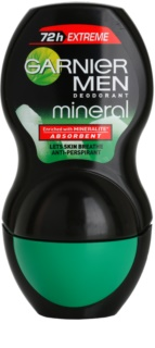 Garnier Men Mineral Extreme Antiperspirant Roll-On 72 timer