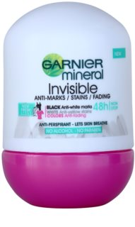 Garnier Mineral Invisible anti-transpirant roll-on