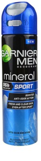 Garnier Men Mineral Sport antitranspirante en spray