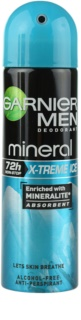 Garnier Men Mineral X-treme Ice Antiperspirant Spray