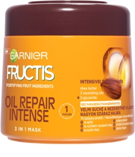 Garnier Fructis Oil Repair Intense masque multifonctionnel 3 en 1