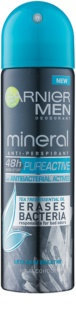Garnier Men Mineral Pure Active antiperspirant v spreji