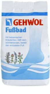 Gehwol Classic bain pour les pieds douloureux et fatigués aux extraits végétaux