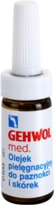 Gehwol Med olio protettivo per la pelle e le unghie dei piedi contro le infenzioni micotiche