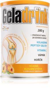 Geladrink nápoj  Broskev kolagenní výživa kostí a kloubů