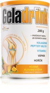 Geladrink nápoj  Ananas kolagenní výživa kostí a kloubů
