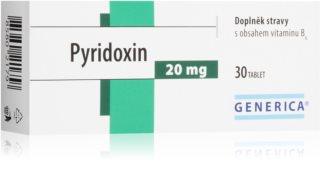 Generica Pyridoxin komplex vitamínů B
