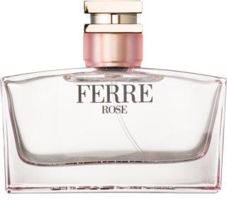 Gianfranco Ferré Ferré Rose eau de toilette for Women