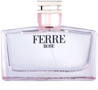 Gianfranco Ferré Ferré Rose eau de toilette da donna