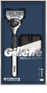Gillette Fusion5 Proshield zestaw do golenia (dla mężczyzn)