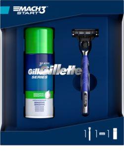 Gillette Mach 3 Start set za brijanje (za muškarce)