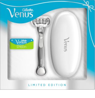 Gillette Venus Extra Smooth Platinum Shaving Kit (For Women)