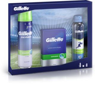 Gillette Series Sensitive set cadou II. (pentru barbati)