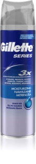 Gillette Series Moisturizing  Shaving Gel with Moisturizing Effect