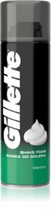 Gillette Menthol pena na holenie pre mužov