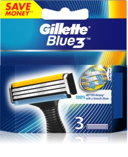 Gillette Blue3 zamjenske britvice