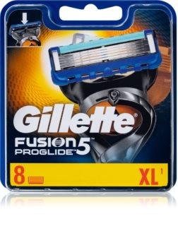 Gillette Fusion5 Proglide Replacement Blades