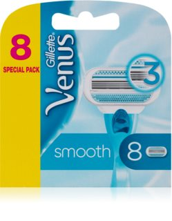 Gillette Venus Smooth Erstatningsblade