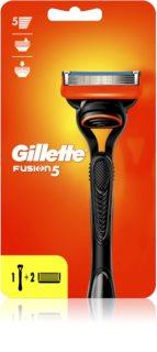 Gillette Fusion5 brivnik + nadomestne britvice 2 kos