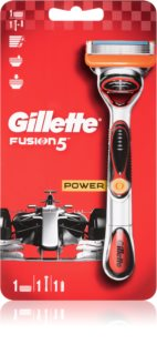 Gillette Fusion5 Power бритвенный станок на батарейках