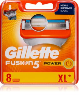 Gillette Fusion5 Power recambios de cuchillas