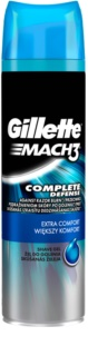 Gillette Mach3 Complete Defense gel de rasage