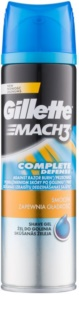 Gillette Mach3 Close & Smooth Shaving Gel