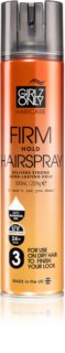 Girlz Only Firm Hold Hairspray - Strong Hold