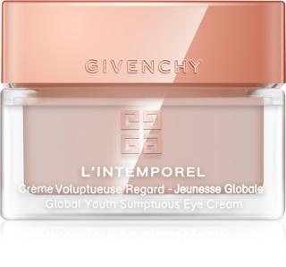 Givenchy L'Intemporel crema iluminadora para contorno de ojos antienvejecimiento