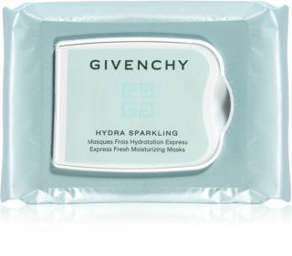 Givenchy Hydra Sparkling mascarilla facial hidratante intensiva
