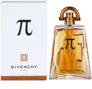 Givenchy Pí eau de toillete για άντρες