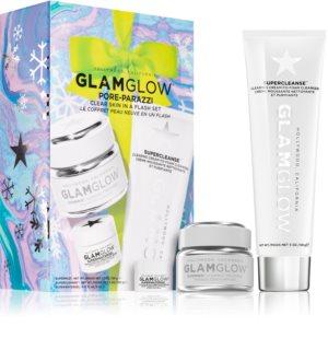 Glamglow Pore-Parazzi Clear Skin Geschenkset (vergrößerte Poren)