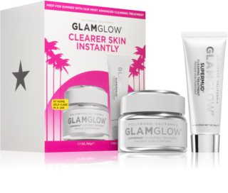 Glamglow Clearer Skin Instantly Cosmetica Set  II. (voor Vrouwen )